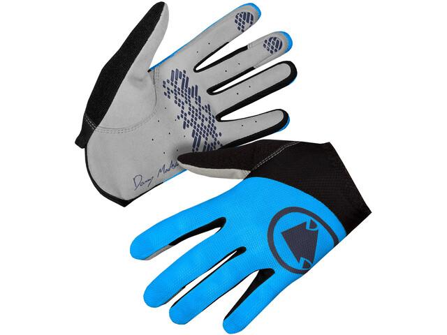 Endura Hummvee Lite Icon Handschuhe Herren electric blue